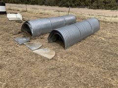 Corrugated Air Tube