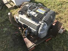 Baldor 125 HP Electric Motor