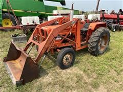 1980 Allis-Chalmers 5040 2WD Tractor W/400 Loader