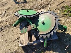 John Deere Round Baler Gathering Wheels