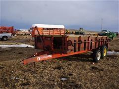 Farmhand F64A 14' T/A Manure Spreader