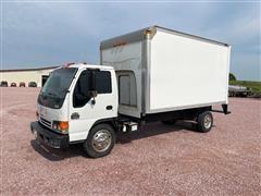 2004 GMC W3500 Cargo Truck