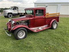 1932 Ford Model A Hot Rod Pickup