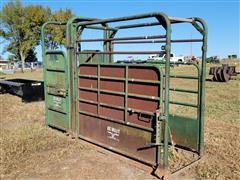 Big Valley Chute W/Palpation Cage