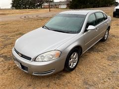 2008 Chevrolet Impala LT 4 Door