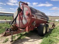 Van Dale 2700 Liquid Manure Wagon