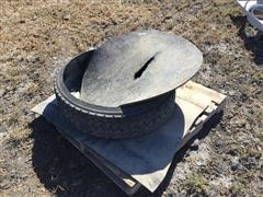 Rubber Mineral Feeders