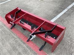 2018 Mahindra 5' Box Scraper