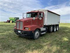 1989 Kenworth Tri/A Grain Truck