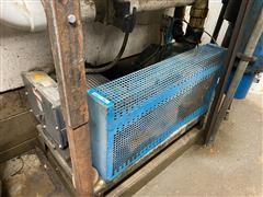 DeLaval Vacuum Pump & Oil Reclaimer System