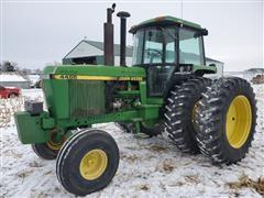 1989 John Deere 4455 2WD Tractor