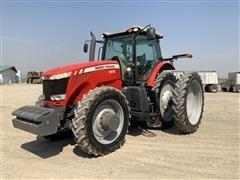 2010 Massey Ferguson 8650 MFWD Tractor