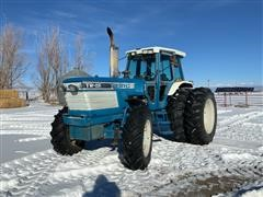 Ford TW25 MFWD Tractor