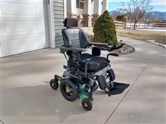 2018 Permobil Corpus M3 Power Wheelchair