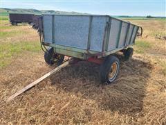 Heider Harvest Wagon