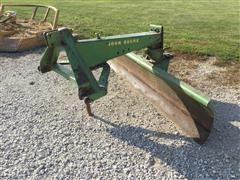 John Deere 115 8' 3-Point Rear Blade