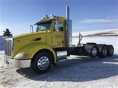 2013 Peterbilt 386 Tri/A Truck Tractor