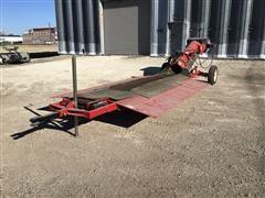 Batco PS1800 Unloading Drive-Over Conveyor