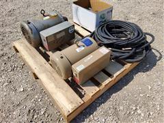 Baldor Electric Motors/Cords