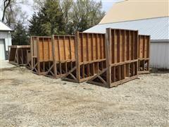 Grain Storage Bulk Heads
