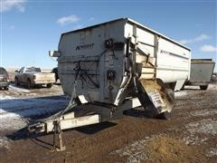 KUHN Knight 3160 Feeder Mixer Wagon