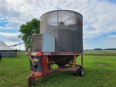 GT Tox-O-Wik 580 Grain Dryer