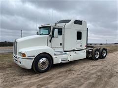 1996 Kenworth T600 Aerocab T/A Truck Tractor