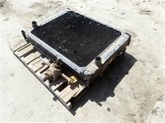 John Deere 9770 Radiator & Unloading Auger Gear Box