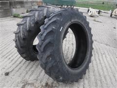 Firestone /Michelin 380/85R34 Bar Tires