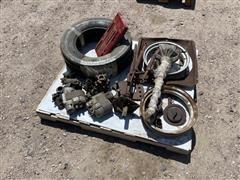 Farmall Miscellaneous Tractor Parts