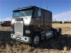 1990 Freightliner A104064T T/A Cabover Truck Tractor