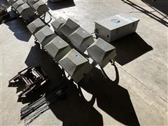 Reinke Pivot Panel W/Tower Boxes