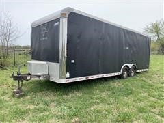 2004 Pace 24' T/A Enclosed Trailer
