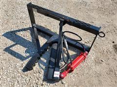 2019 Industrias America Skid Steer Mount Tree Shear