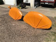 Minneapolis-Moline Tractor Fenders