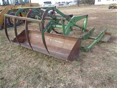 John Deere 158 Tractor Loader