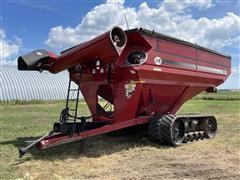 2014 J&M 1251-22 Tracked Grain Cart
