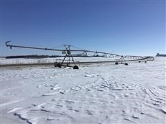 Reinke Electrogator 4-Tower Pivot & Base