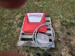 Zimmatic Field Vision Pivot Irrigation Control Panel