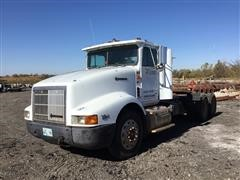 1996 International 9400 T/A Day Cab Truck Tractor