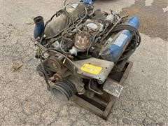 Ford 361 Truck Engine
