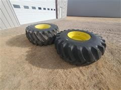 Firestone 28L-26 Tires & Rims