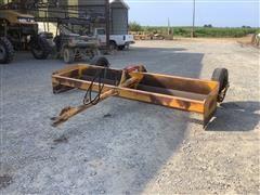 Big Ox Land Leveler 12' Scraper