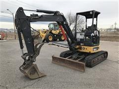 2014 John Deere 35G Mini-Excavator W/Hydraulic Thumb