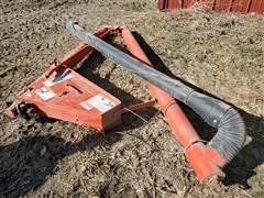Westfield Tail Gate/Gravity Wagon Seed Auger