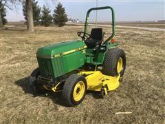 1996 John Deere 955 Compact Utility Tractor