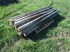 """4"""" Wood Posts"""