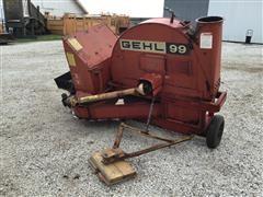 Gehl FB99 Forage Blower