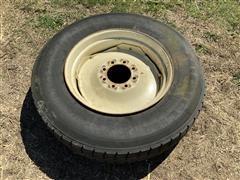 Michelin 275/80R24.5 Tire & Rim