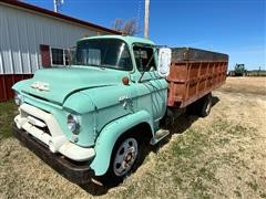 1959 GMC 630 S/A Grain Truck (INOPERABLE)